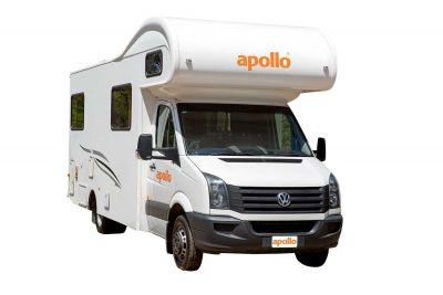 Euro Camper von Apollo Australien