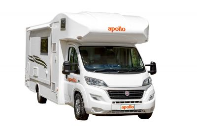 Camper Euro Slider von Apollo Australien
