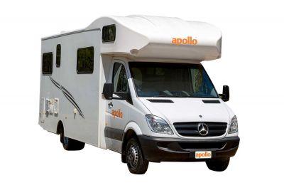 Camper Euro Star von Apollo Australien