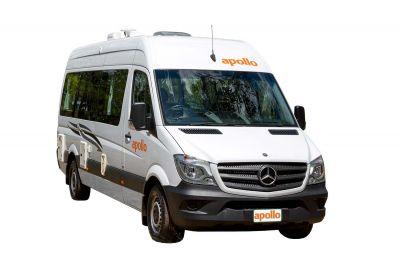 Camper Euro Tourer von Apollo Australien