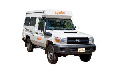 4WD Camper Trailfinder von Apollo Australien