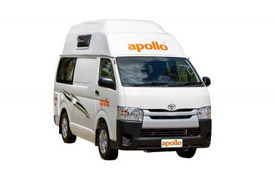 Camper Hitop von Apollo Neuseeland