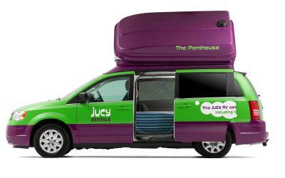 Jucy Trailblazer Kanada