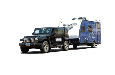 BEST TIME RV JEEP + TRAILER J CANADA
