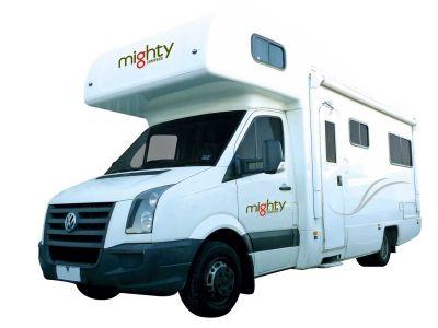Camper Big Six Mighty Australien Design ab 01.04.2020