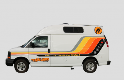 Travellers Autobarn Kuga Camper USA