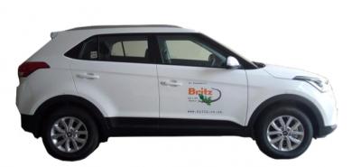 Hyundai Creta 4x2 SUV von Britz Afrika
