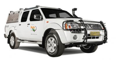 Nissan Double Cab 4x4 LDV von Britz Afrika