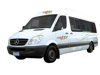 Camper Deuce Plus von Mighty Neuseeland neues Design