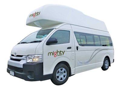 Camper Double Down von Mighty Australien Modell ab 01.04.2020