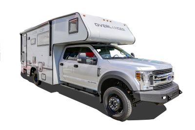 Fraserway Adventurer/Overlander 4 Motorhome Canada