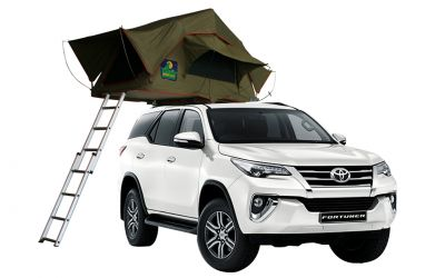 Asco Toyota Fortuner Automatic 2P C Afrika