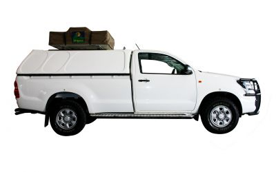 Asco Africa Toyota Hilux Single Cab