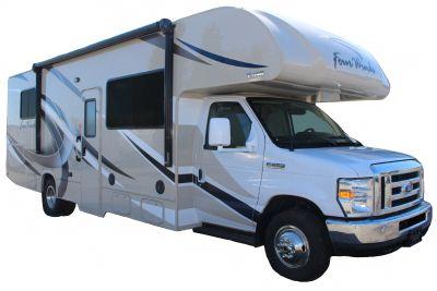Meridian C-Large Wohnmobil in Kanada