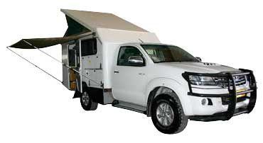 value car rentals type kk toyota hilux bushcamper 30td model 2015-2016