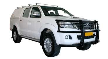 value car rentals type rr toyota hilux double cab 30td  4x4 automatic model 2015-2016