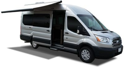 Motorhome & campervan vehicles overview Canada | Campervan