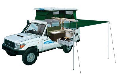 Australien Cheapa 4WD Trailfinder Camper