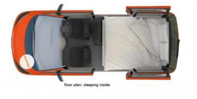 Spaceship Beta 4 Bett Australien