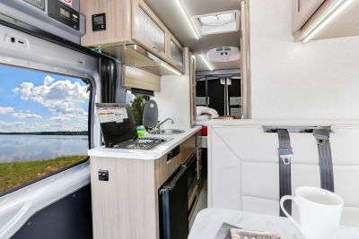 Fraserway VC Motorhome Canada, 2019 model