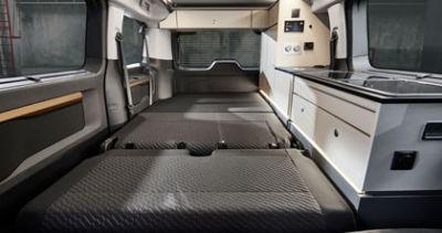 bestCamper Innenraum Urban Vehicle von Mc Rent Frankreich