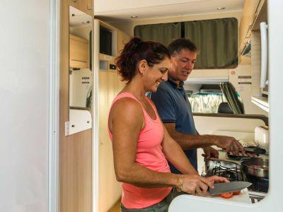 Camper Double Up von Mighty Neuseeland Essenzubereitung