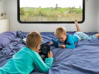 Camper Double Up von Mighty Neuseeland Schiffe versenken Spiel