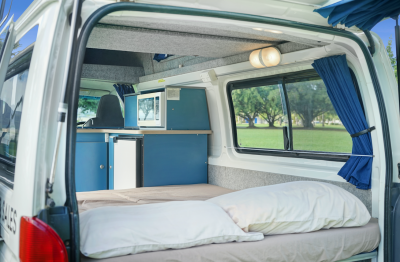 Camperman Maxie Australien