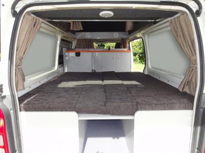Travellers Autobarn Kuga Campervan USA