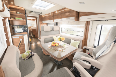 McRent Premium Luxury gemütliche Sitzgelegenheit