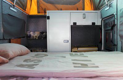 Toyota Hilux Bushcamper VKK - Budget