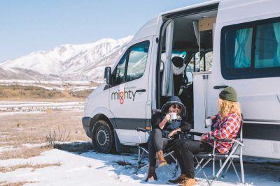 Camper Deuce Plus von Mighty Neuseeland Kaffee
