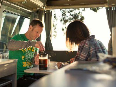 Camper Deuce Mighty Neuseeland Kaffee