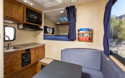 Cruise Canada T17 Truck Camper Kanada