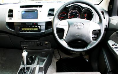 Asco Africa Toyota Hilux 4WD Automatic