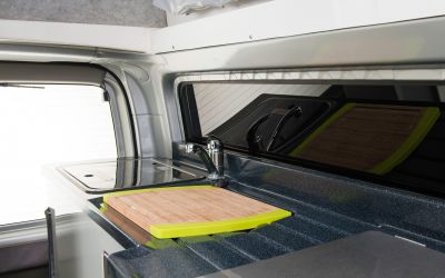 Jucy Chaser Camper Neuseeland
