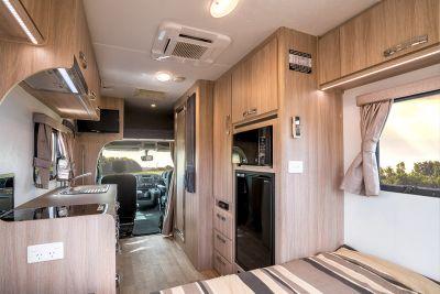 Let's Go Motorhomes 2 Berth Voyager Camper Australien