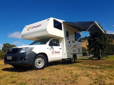 Cruisin Motorhomes Adventurer Australien