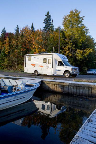 Canadream Supervan Camper Canada