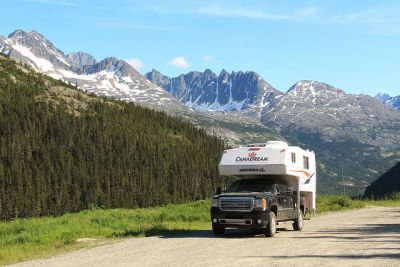 Canadream Maxi Travel Camper Canada