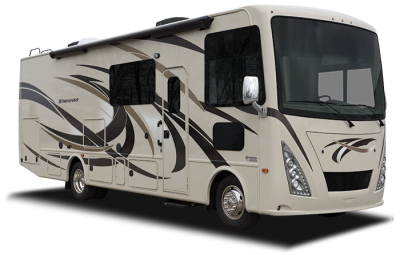 Fraserway A Luxury Motorhome Canada