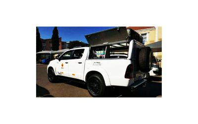 Bushlore Africa Toyota Hilux