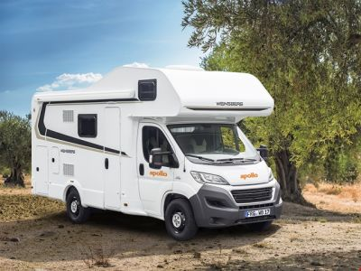 Apollo Frankreich Family Traveller