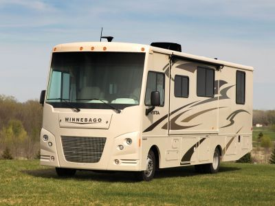 Motorhome Elite Traveller von Apollo Motorhome