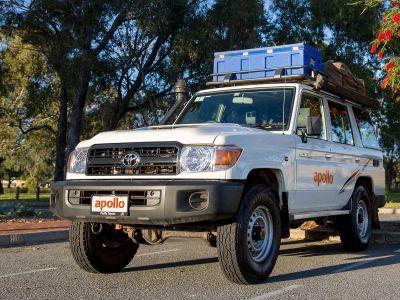 4WD Camper Overlander von Apollo Australien