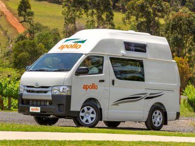 Camper Endeavour von Apollo Australien