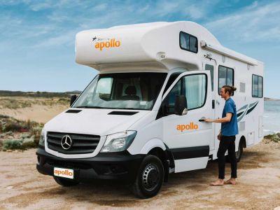 Camper Euro Deluxe von Apollo Australien
