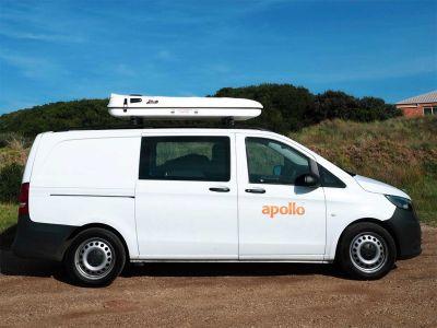 Camper Vivid von Apollo Australien