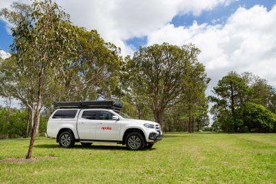4WD-Camper X-Terrain von Apollo Australien