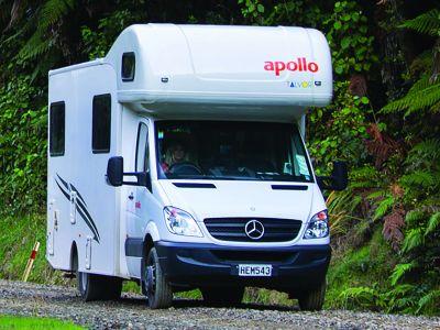 Camper Euro Star von Apollo Neuseeland